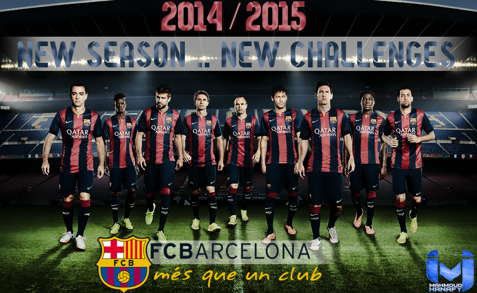 Fc Barcelona Wallpaper 2015 11
