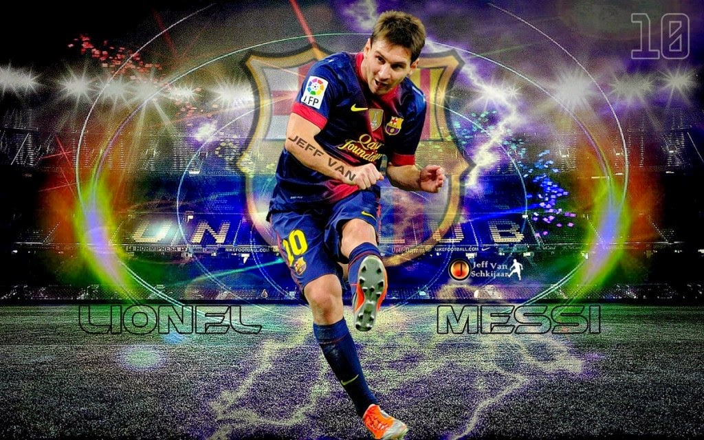 Fc Barcelona Wallpaper 2015 Messi 2