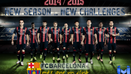 Fc Barcelona Wallpaper Hd 2015 1