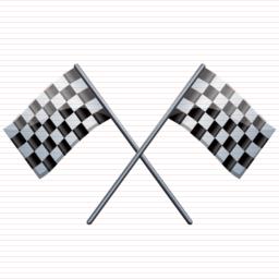 Formula 1 Flag PNG 2