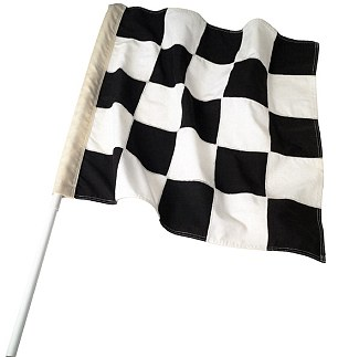 Formula 1 Flag PNG 4