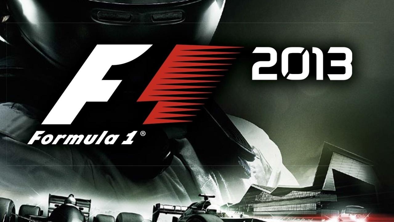 Formula 1 Logo 2013 5