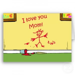 Funny Mothers Day Cartoons 27 300×300