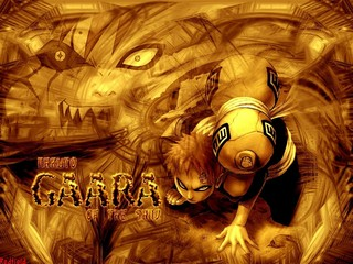 Gaara Of The Sand Wallpaper 14