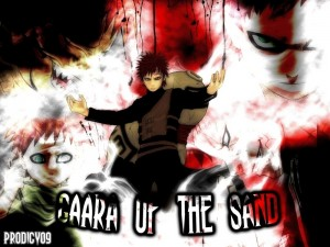 Gaara Of The Sand Wallpaper 27 300×225