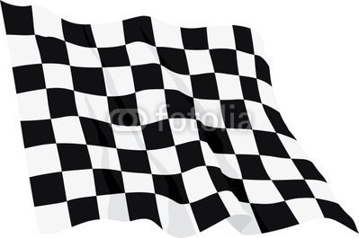 Grand Prix Flag Vector 5
