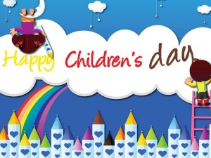 Happy Childrens Day Card 14 300×225