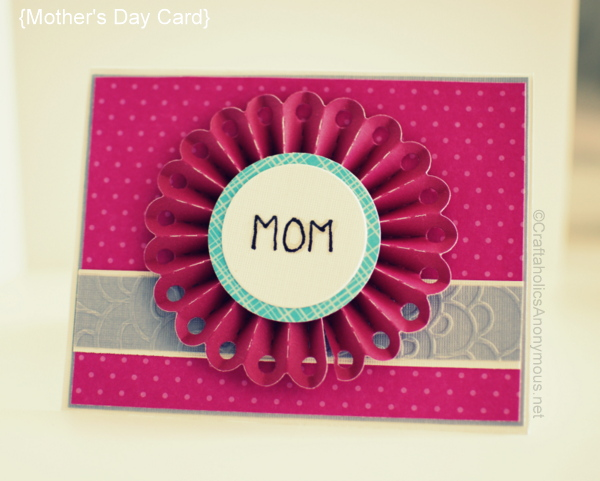 Happy Mothers Day Card Ideas 4