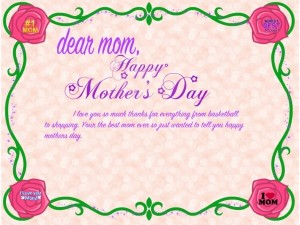 Happy Mothers Day Card Sayings 7 300×225
