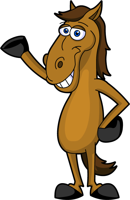 Horse Clipart 10