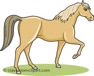 Horse Clipart 5 300×242