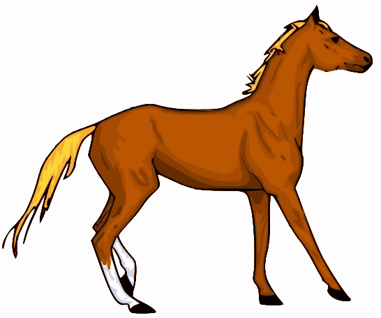 Horse Clipart 7