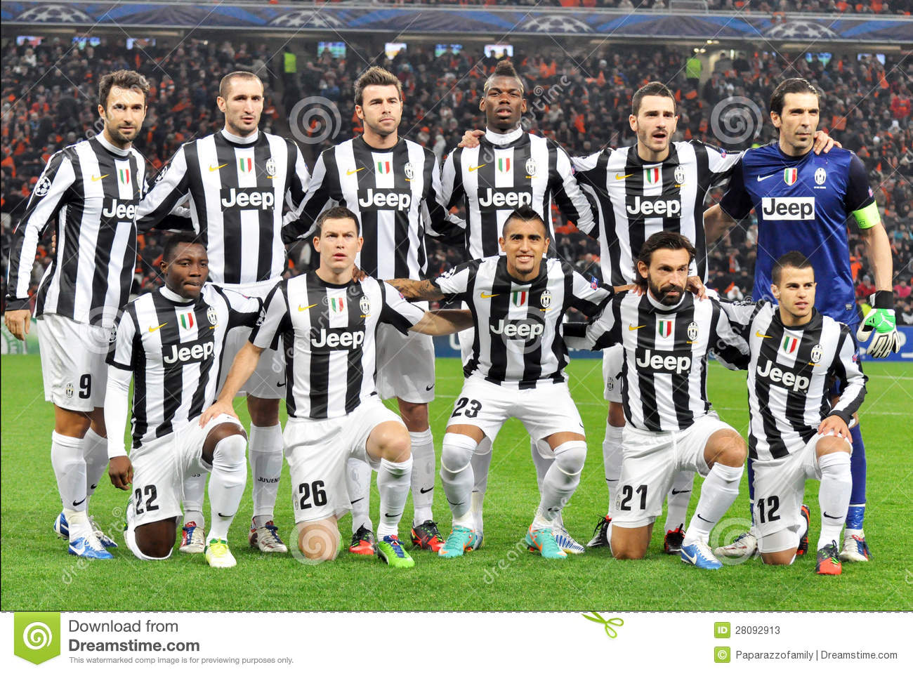 Juventus Team 9