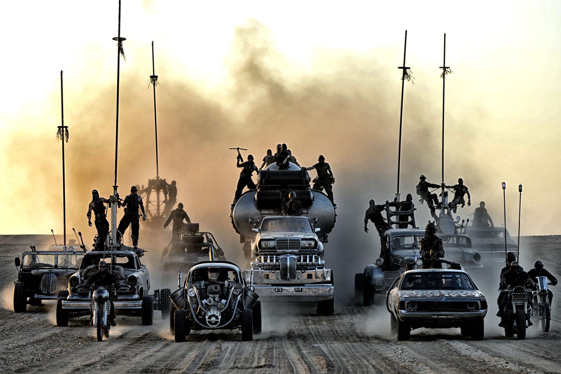 Mad Max Fury Road Wallpaper 1