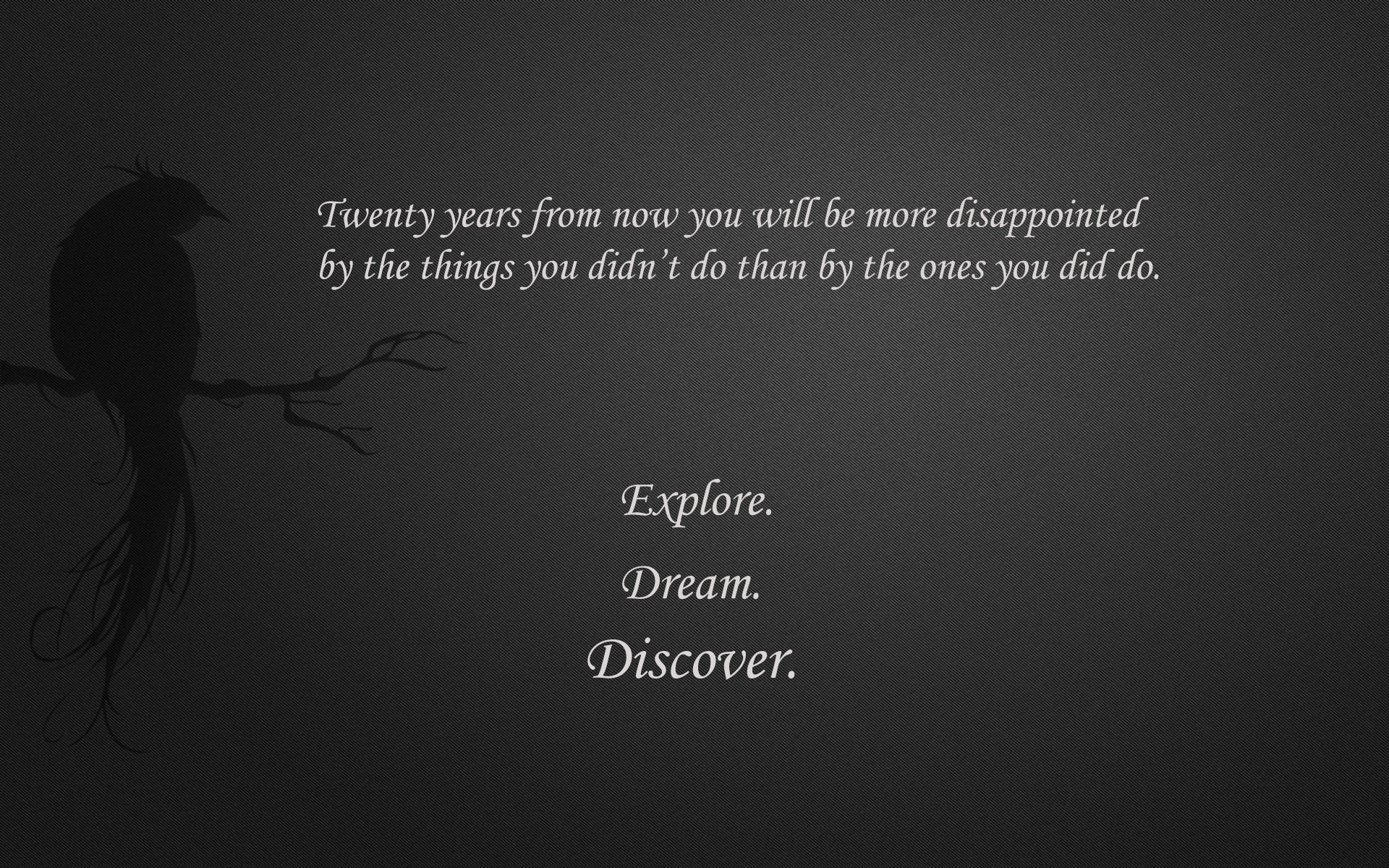 Mark Twain Wallpaper With Quote 1