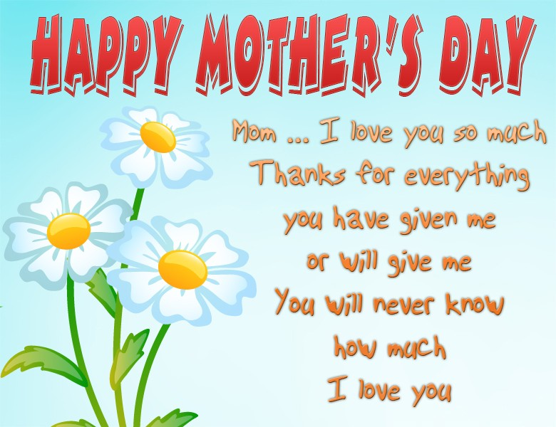 Mothers Day Card 8