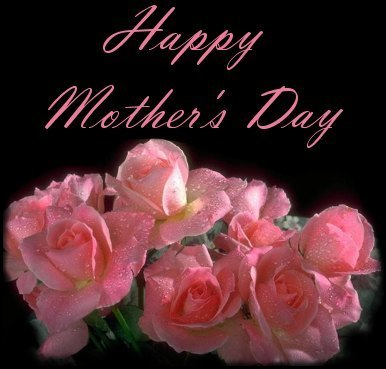Mothers Day Roses Background 12