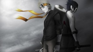 Naruto Shippuden Wallpaper Sasuke And Naruto 1 300×169
