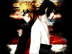 Naruto Shippuden Wallpaper Sasuke And Naruto 3 300×225