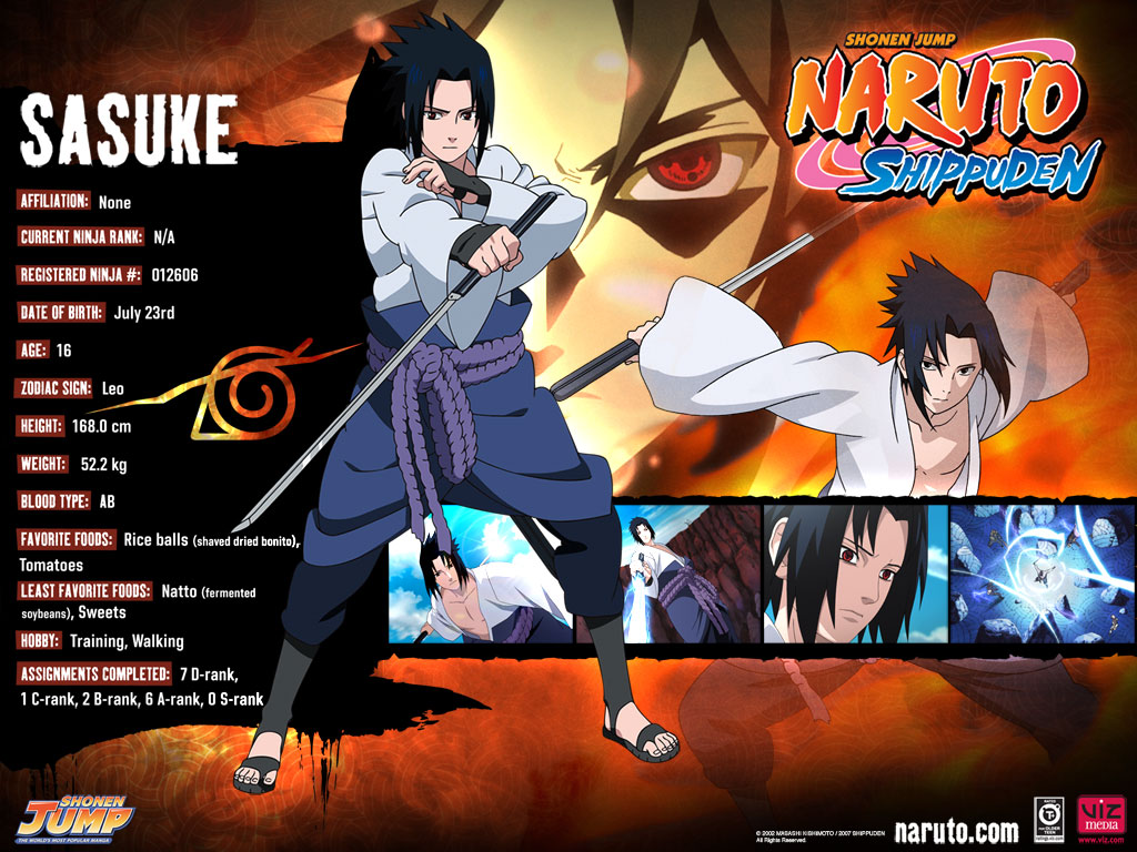 Naruto Shippuden Wallpapers For Desktop 1