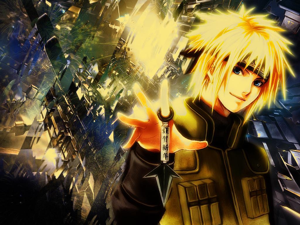 Naruto Wallpapers Minato 1
