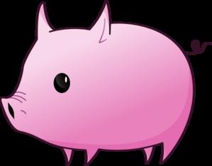 Piglet Clipart 2