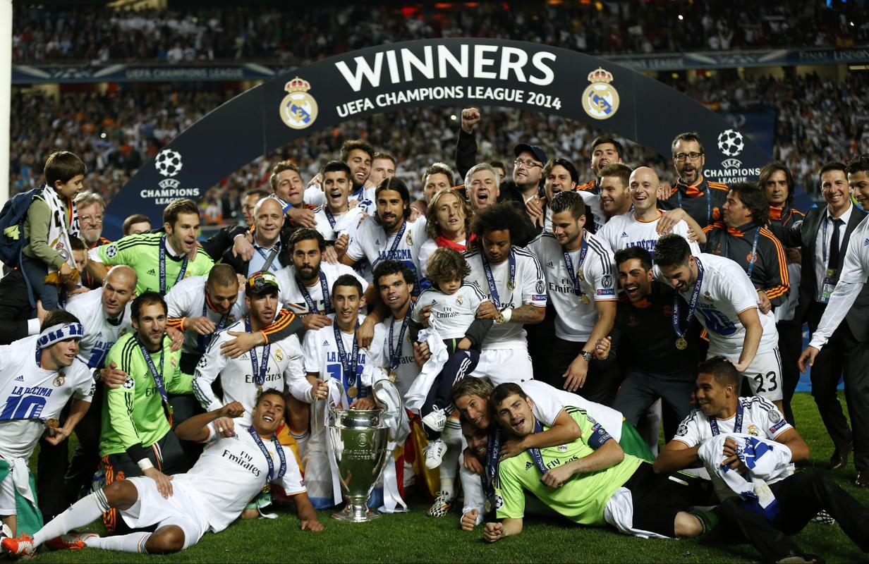 Real Madrid 2014 Champions League Wallpaper 4