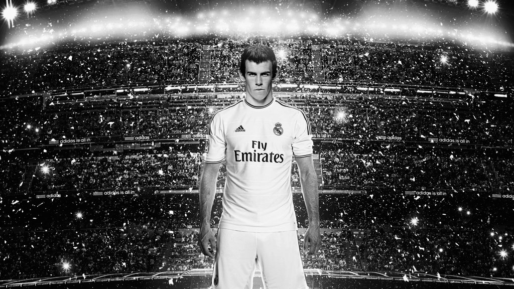 Real Madrid 2014 Wallpaper Bale 4
