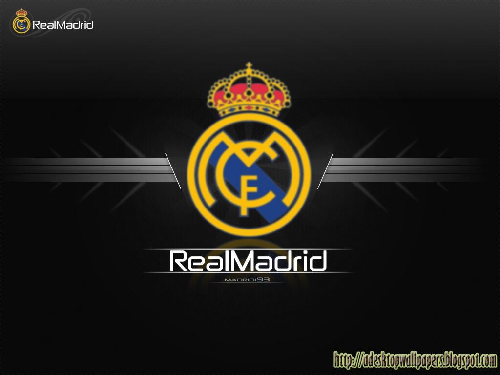 Real Madrid Logo Wallpaper 2012 1