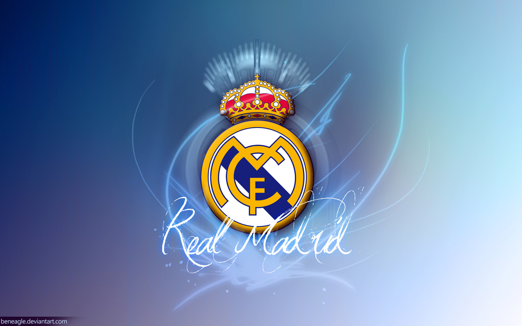 Real Madrid Logo Wallpaper Real Madrid