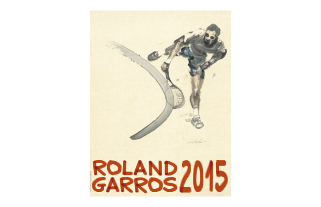 Roland Garros Logo 2015 2