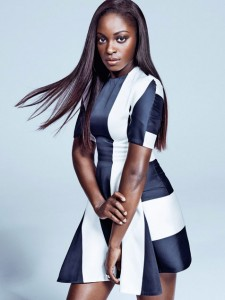 Sloane Stephens Dress 8 225×300