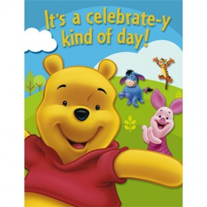 Winnie The Pooh And Friends Birthday 6 300×300