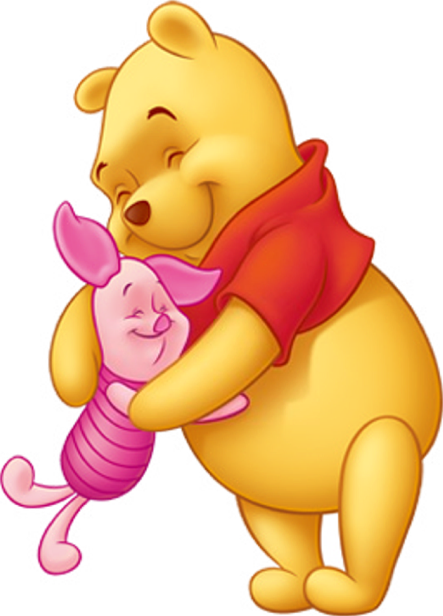Pin pooh and piglet fishing on pinterest