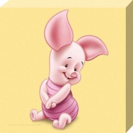 Winnie The Pooh Characters Baby Piglet 4