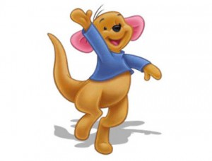 Winnie The Pooh Characters Roo 2 300×228