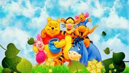 Winnie The Pooh Wallpaper 3