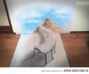 Amazing 3d Art Tricks The Eye 5 300×247