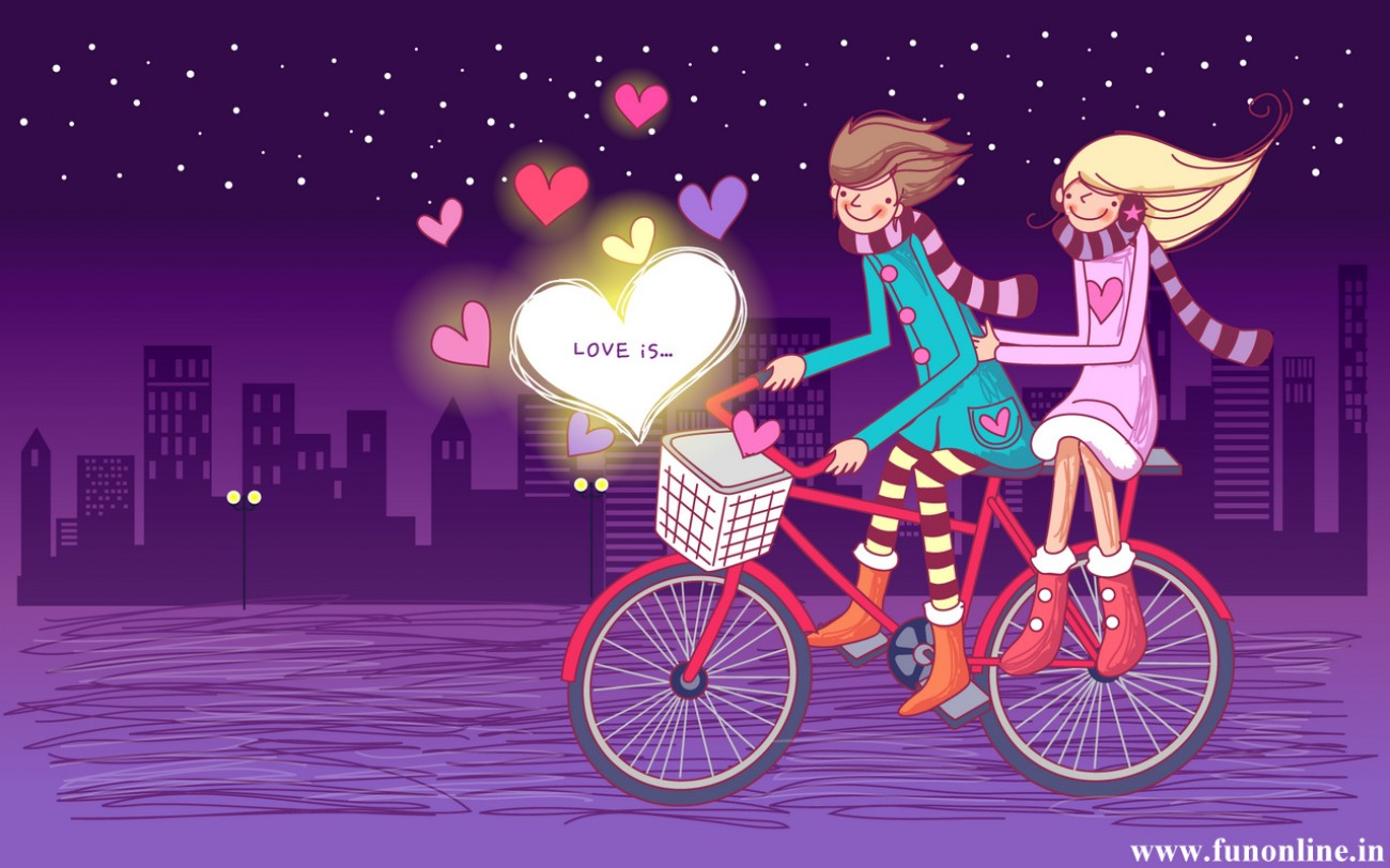 Amazing Moving Love Wallpapers 3