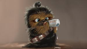 Baby Chewbacca Wallpaper 1 300×169