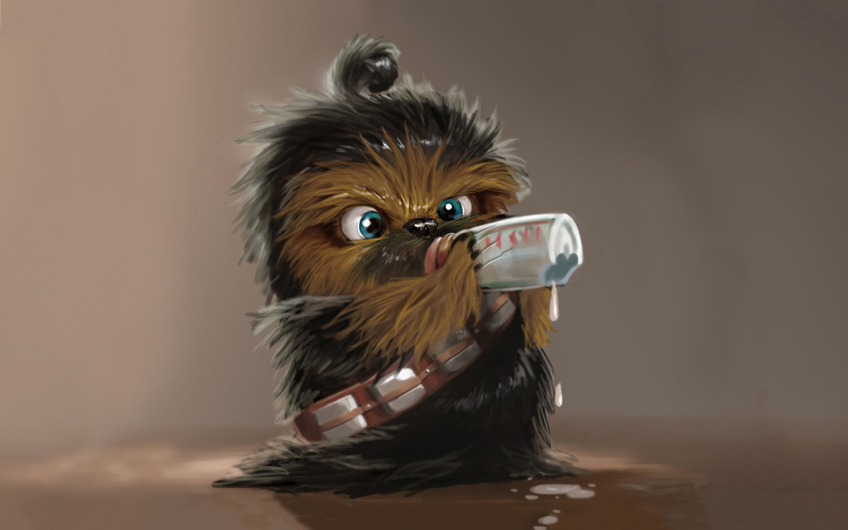 Baby Chewbacca Wallpaper 3
