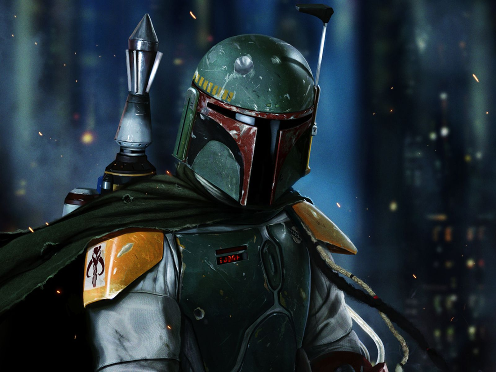 Boba Fett Wallpaper 2