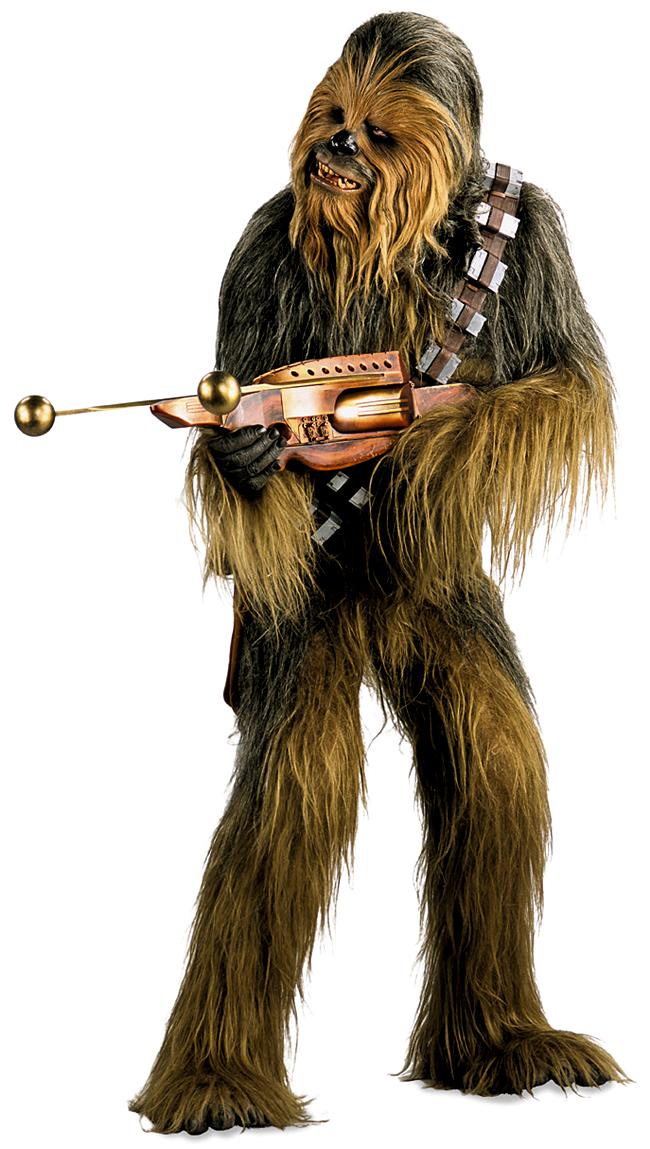 Chewbacca 10
