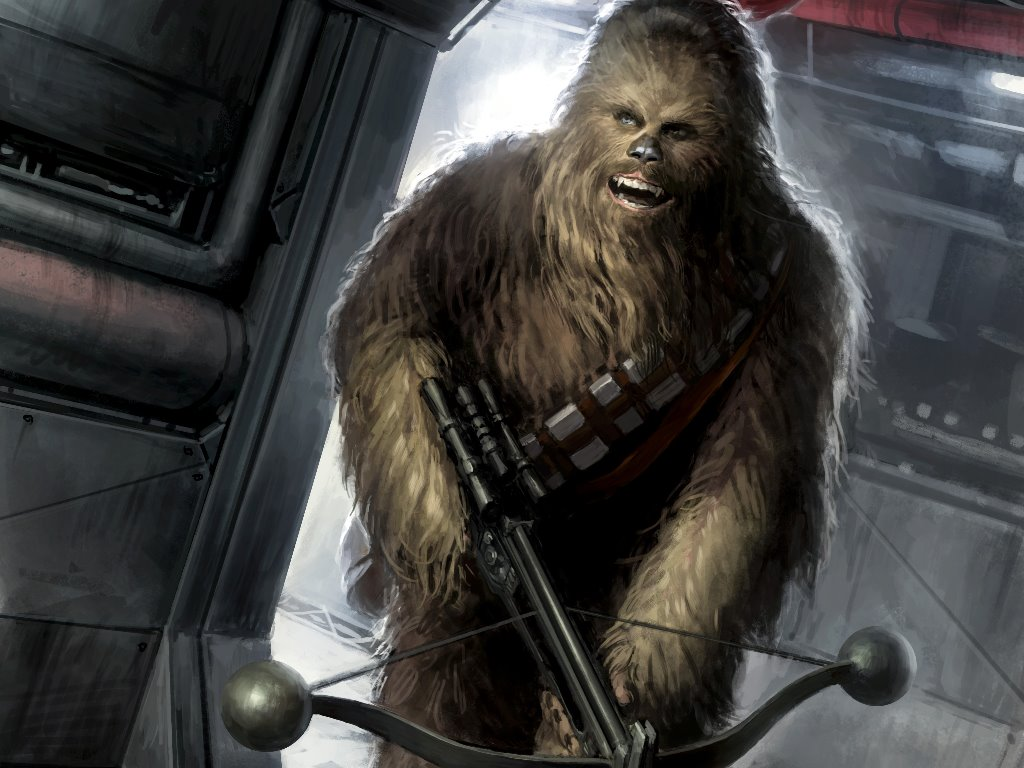 Chewbacca Wallpaper 11