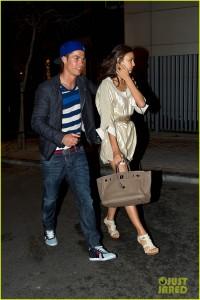 Cristiano Ronaldo And Irina Shayk Baby 2 200×300