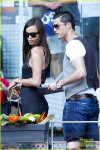 Cristiano Ronaldo And Irina Shayk Baby 5 201×300