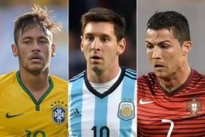 Cristiano Ronaldo Neymar And Messi 2 300×200