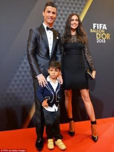 Cristiano Ronaldo Son 2 226×300