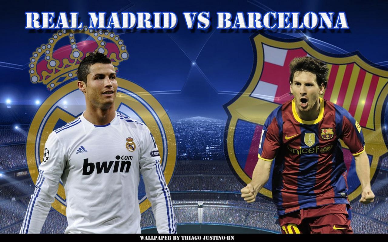 Cristiano Ronaldo Vs Messi Wallpaper 2014 1