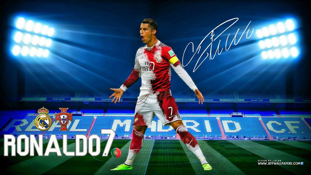 Cristiano Ronaldo Wallpaper 2015 1